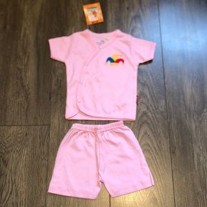 3 for $15 • NWT pink matching set